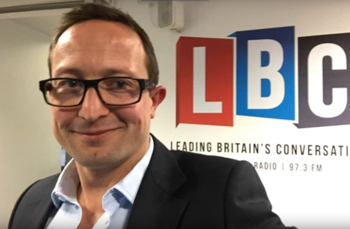 Charlie – back to LBC Radio