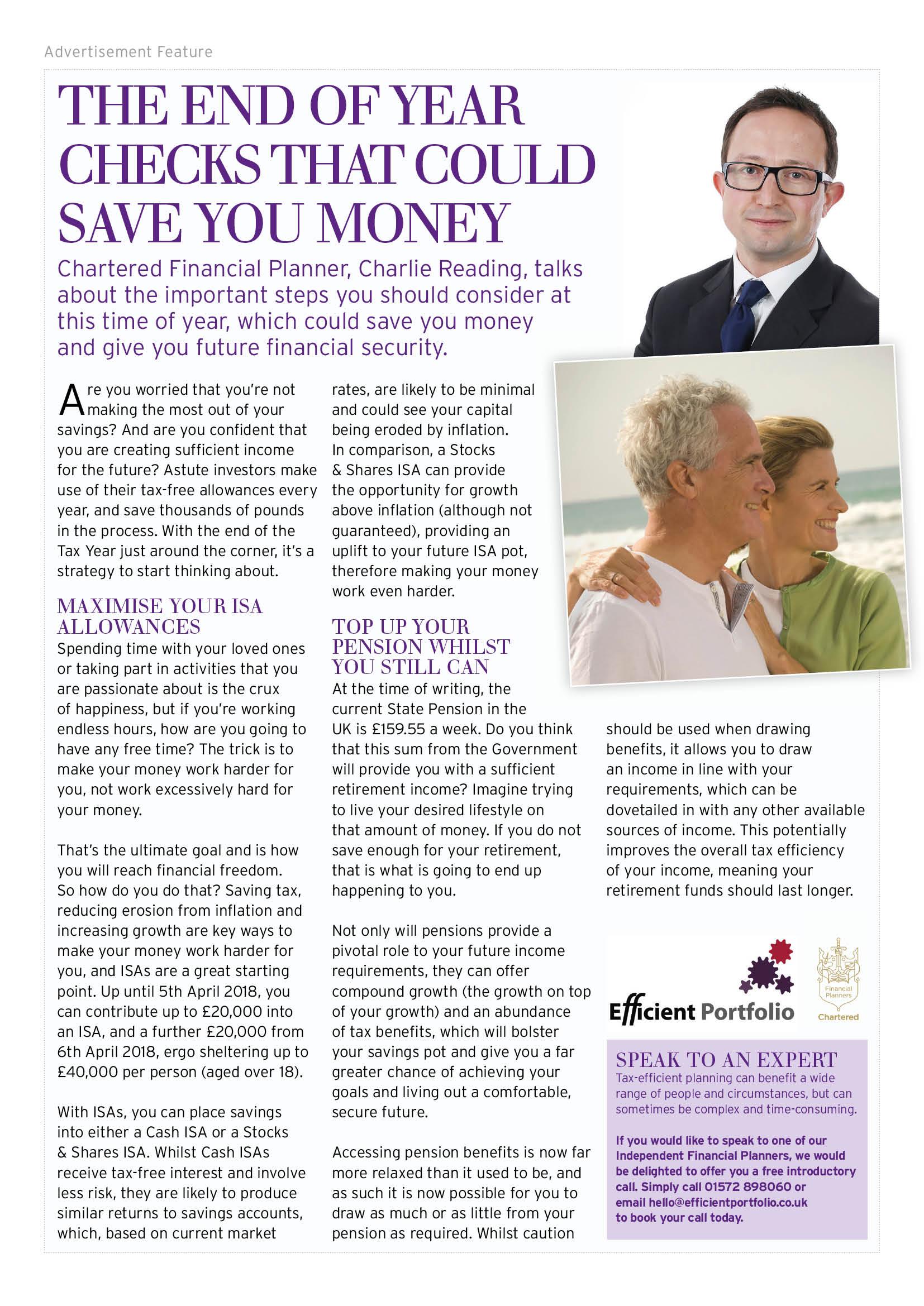 Retirement Planning Rutland